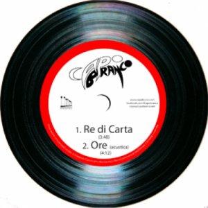 album Re di Carta (singolo) - Capobranco