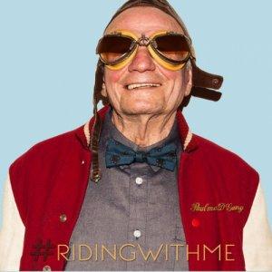 album #RidingWithMe - PaulMadGang