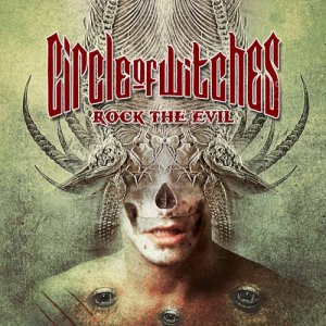 album Rock The Evil - Circle of Witches