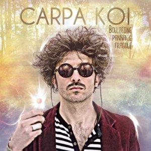 album BOLLICINE PANNA E FRAGOLE - Carpa Koi