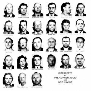 album Intercepts LP - Split