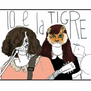 album IO e la TIGRE ep - IO e la TIGRE