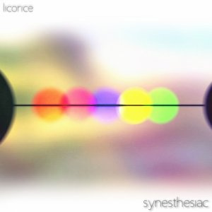 album Synesthesiac - licorice
