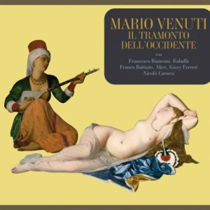 album Il tramonto dell'occidente - Mario Venuti