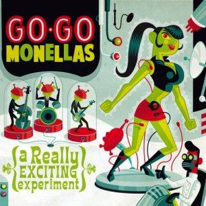 album A really excitant experiment - GO GO MONELLAS