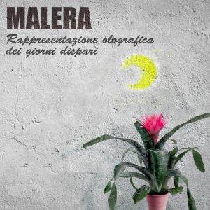 album Rappresentazione Olografica Dei Giorni Dispari - Malera