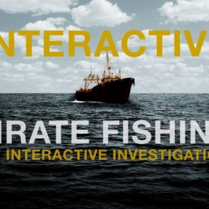 album PIRATE FISHING - an interactive investigation - OST (AlJazeera - Altera Studio) - Akoros