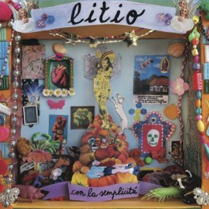 album Con la Semplicità - Litio