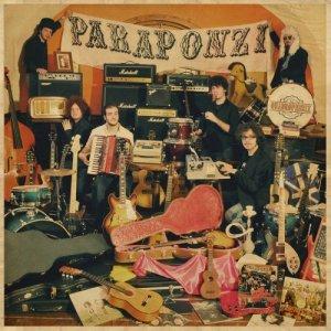 album Paraponzi - Quadrophenix
