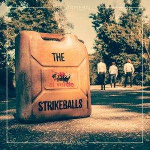 album Al Verde - The Strikeballs
