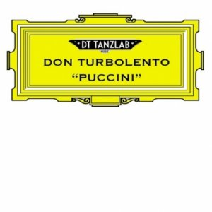 album PUCCINI - Don Turbolento