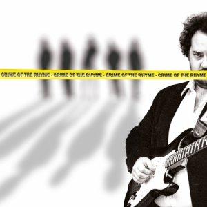 album Crime of The Rhyme - Marcello Chiaraluce