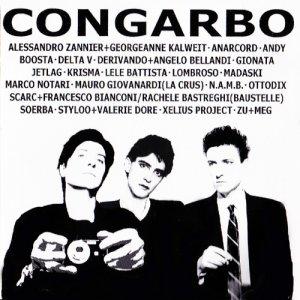 album Congarbo (tribute Artisti vari-Ottodix 2 trks) - Ottodix