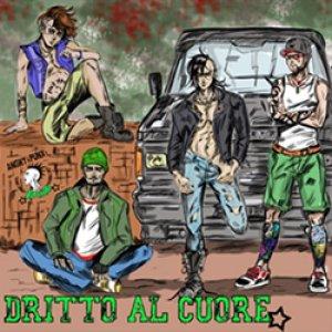 album DRITTO AL CUORE - Angry Punx
