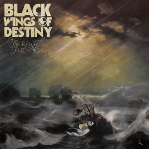 album The Storyteller Part One - BLACK WINGS OF DESTINY