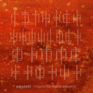album Impronte nella cenere - Squieti