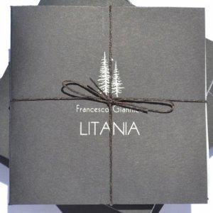 album Litania - Francesco Giannico