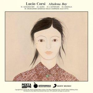 album Altalena Boy / Vetulonia Dakar - Lucio Corsi