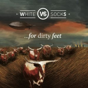 album For dirty Feet - White Socks