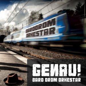 album Genau! - Baro Drom Orkestar