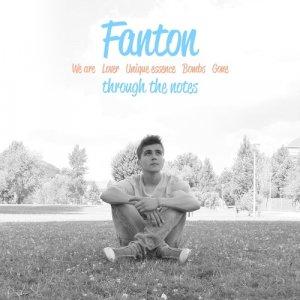 album Through the notes - Fanton