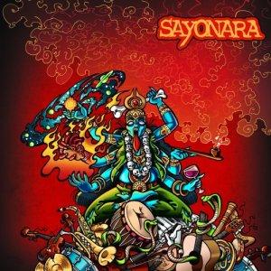 album Sayonara - Sayonara