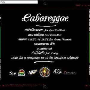 album Cabareggae - Piccione e I Membri della Gag
