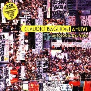 album A-live - Claudio Baglioni