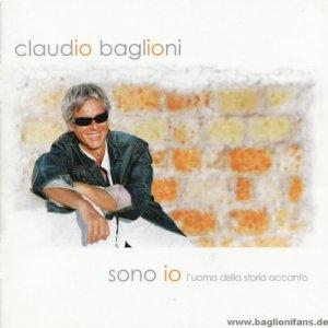 album Sono io, l'uomo della storia accanto - Claudio Baglioni