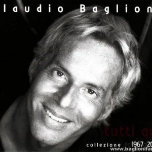 album Tutto qui, collezione dal 1967 al 2005 - Claudio Baglioni
