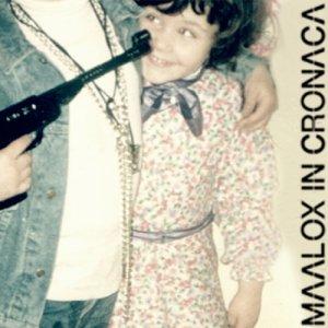album Maalox In Cronaca EP - Maalox In Cronaca