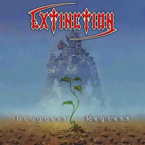 album Progress Regress (EP 1996) - EXTINCTION