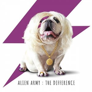 album The difference - Alien Army