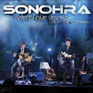 album Sweet Home Verona - CD+DVD live at Teatro Romano - Sonohra