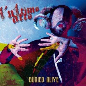 album BURIED ALIVE - L'Ultimo Atto