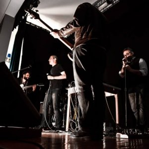 album LaCOSA @ GREENFOG studio - LA COSA