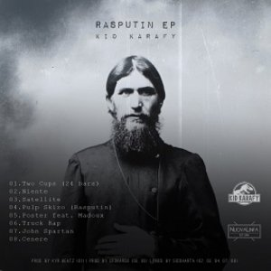 album Kid Karafy - Raspuntin EP - NuovaLinfa
