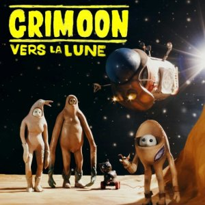 album vers la lune - Grimoon