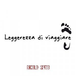 album Leggerezza di viaggiare - Nicolò Spito