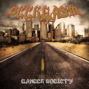 album Cancer Society - Beergasm