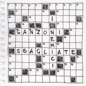 album Canzoni sbagliate - I Nemici