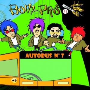 album Autobus N°7 - BOM PRO'