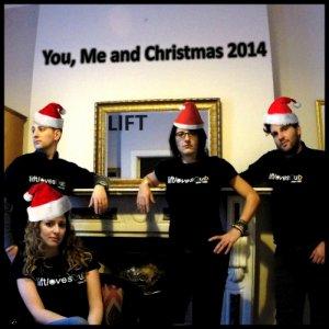 album You, Me and Christmas [single] - Lift