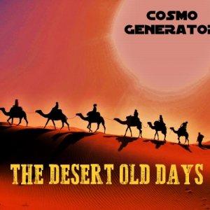 album The Desert Old Days EP - Johnny Cosmo