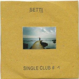 album SETTI - UN MARE Single Club #1 - Compilation