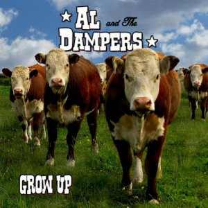 album Grow Up - Al & The Dampers