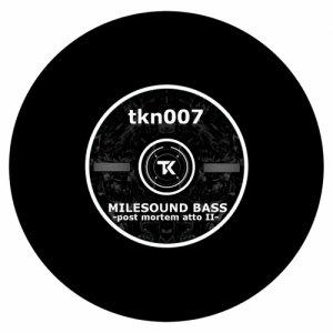 album Post Mortem ATTO II - MileSound BASS