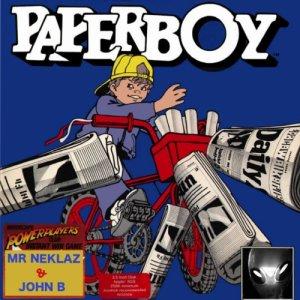 album PAPERBOY - Mr.Neklaz & John B