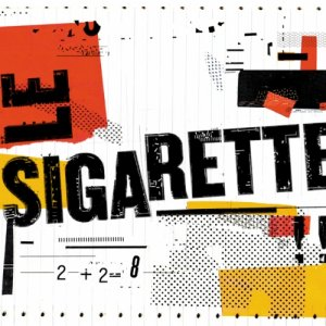 album 2+2=8 - LeSigarette!!