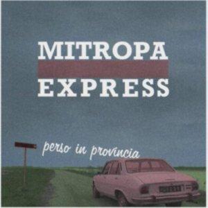 album Perso in provincia - Mitropa Express